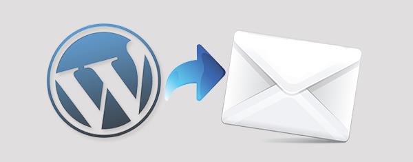 Personalizzare il mittente delle email inviate da WordPress