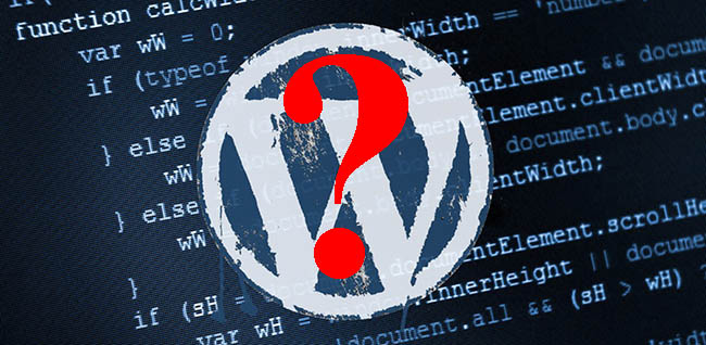 Nascondere la versione di WordPress in uso