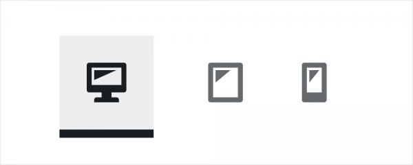 Anteprime responsive nepersonalizzatore di WordPress 4.5